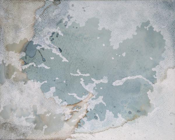 萨曼莎·克拉克(Samantha Clark)的《苍白的波浪》(Pale Wave)
