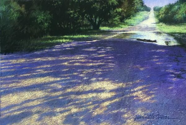 Morning Glimmer by Jeannette Cuevas