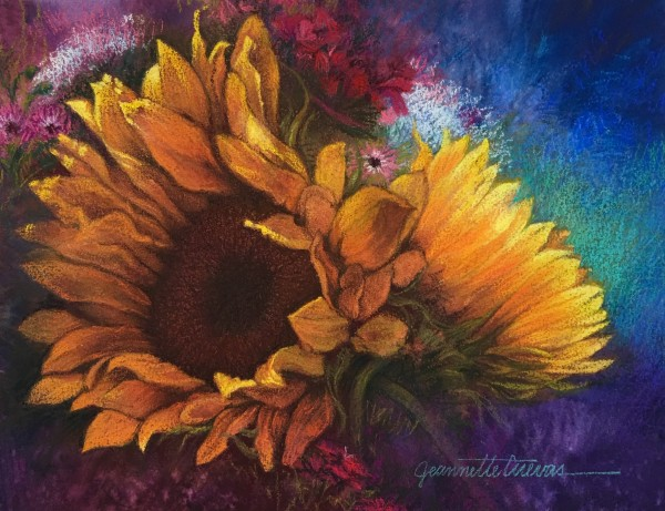 Sunshine Bouquet by Jeannette Cuevas