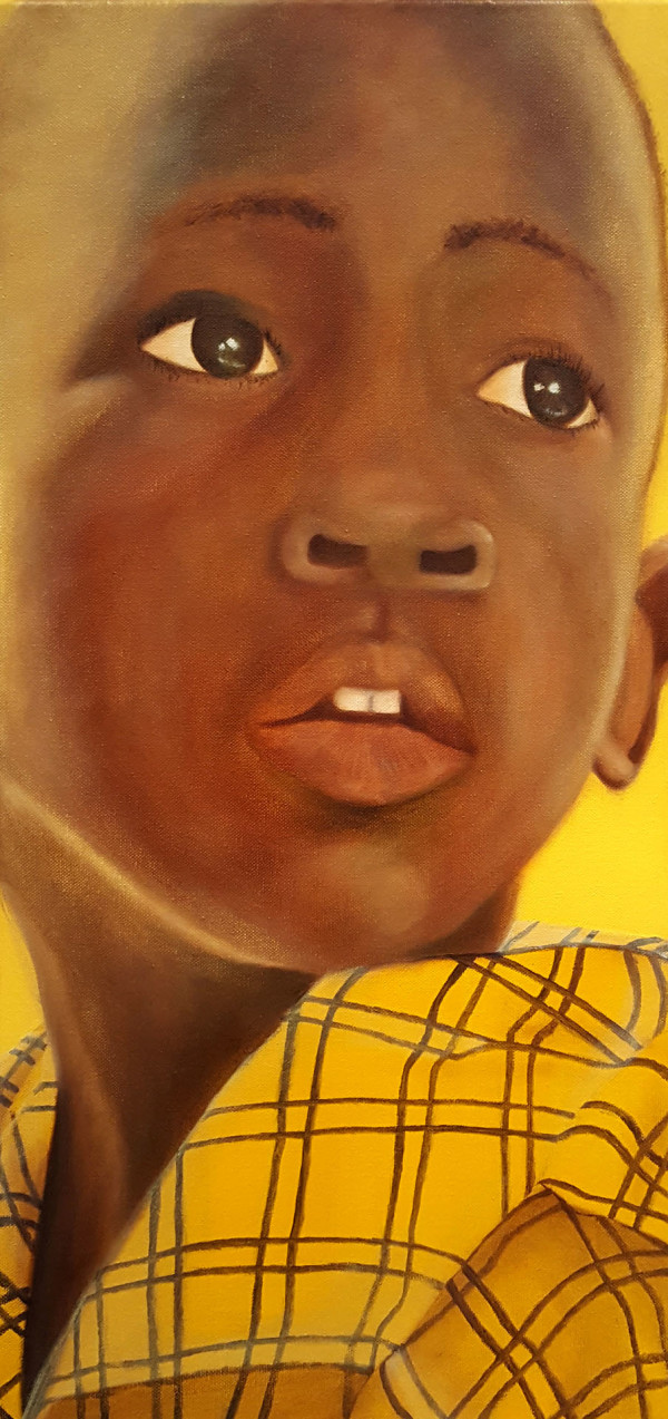 Wide-Eyed Wonder by Rebecca Prince