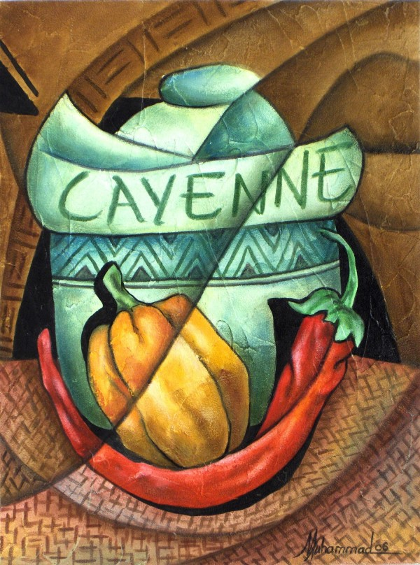 Cayenne Spice by Marcella Hayes Muhammad
