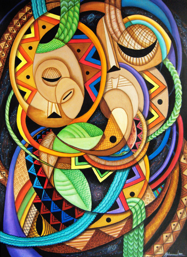 Celebration of Renewal by Marcella Hayes Muhammad