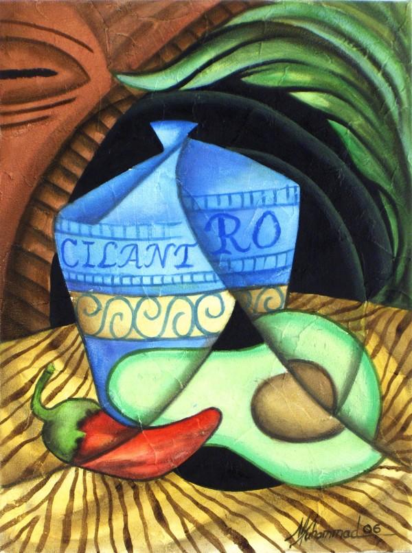 Cilantro Spice by Marcella Hayes Muhammad