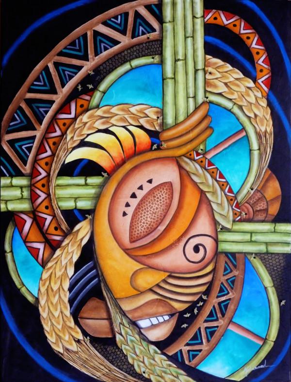 Earth Spirit by Marcella Hayes Muhammad