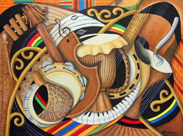 From Songhai to Symphony Hall by Marcella Hayes Muhammad