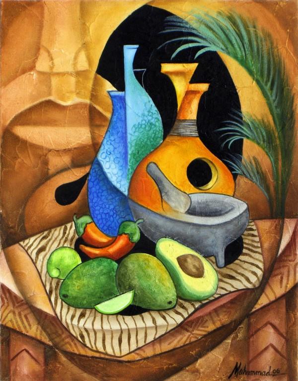 Guacamole by Marcella Hayes Muhammad