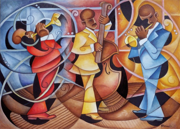 In Tune by Marcella Hayes Muhammad