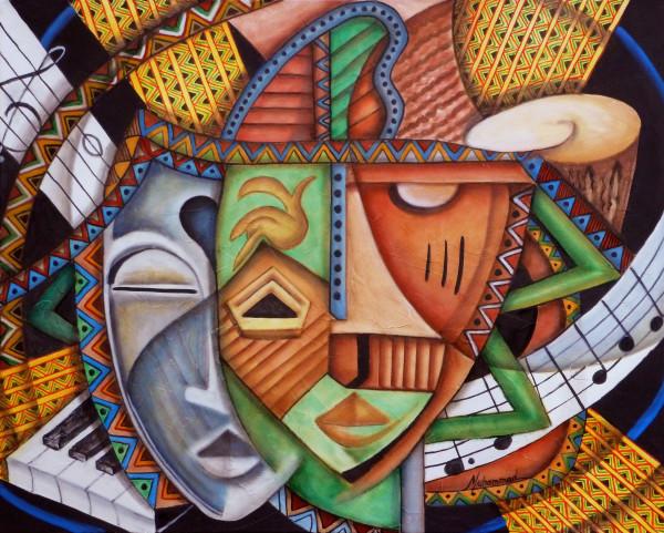 Maruvian Cultural Legacy by Marcella Hayes Muhammad