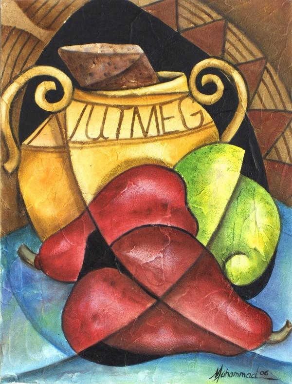 Nutmeg Spice by Marcella Hayes Muhammad