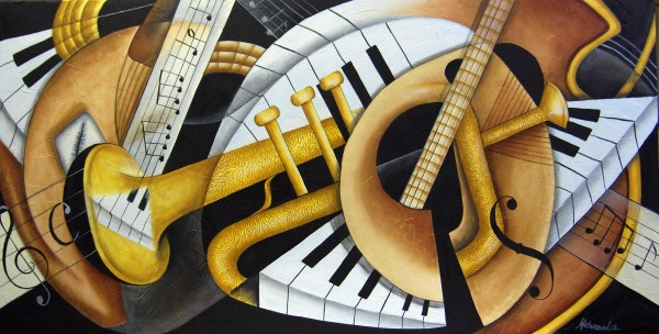 Syncopation by Marcella Hayes Muhammad