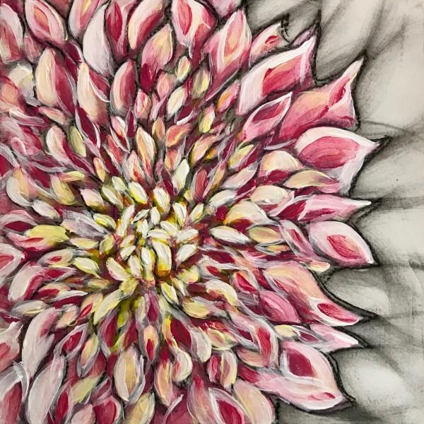 Dahlia by Brenda Gribbin