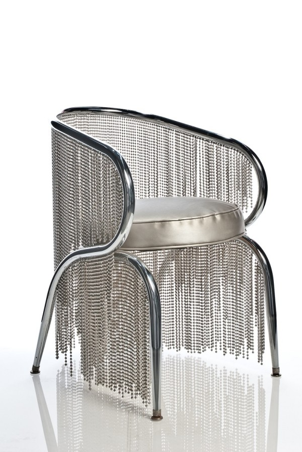 Bling Bling Chair by Beth Kamhi