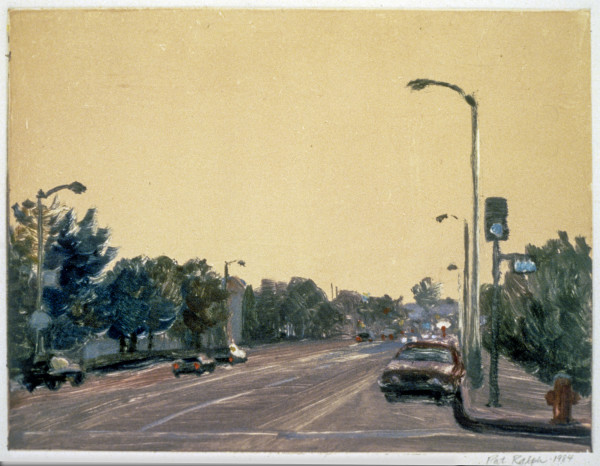 6th Street at Ogden by Pat Ralph