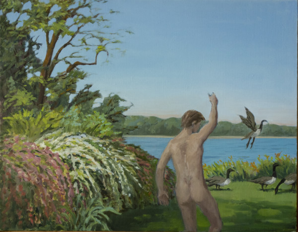 Adam in Eden: A Study by Pat Ralph
