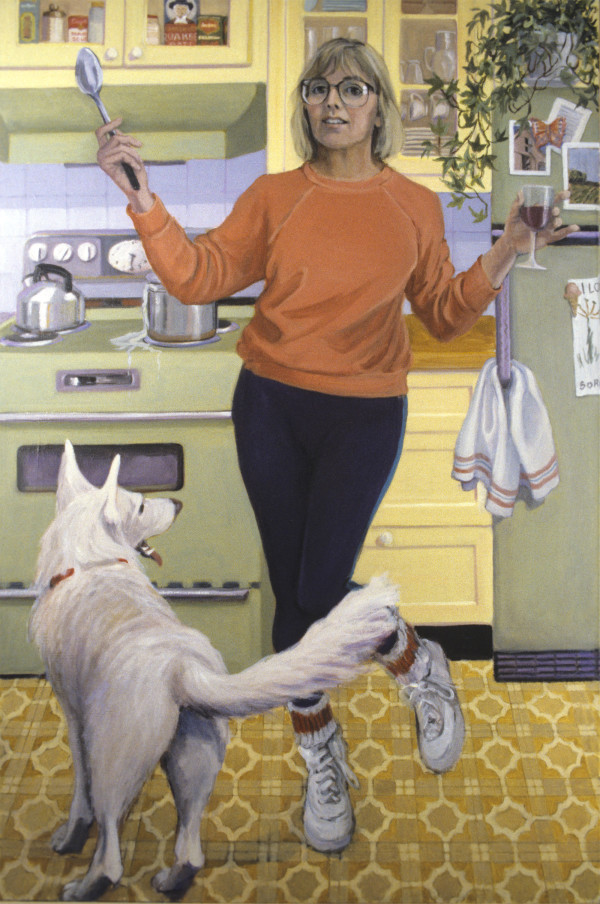 Aerobics In The Kitchen by Pat Ralph