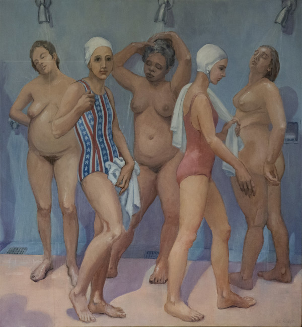 Bathers IV: Galatea by Pat Ralph