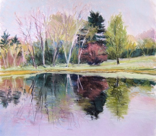 Bea's Pond by Pat Ralph