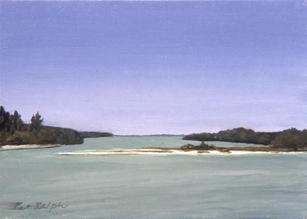 From the Captiva Bridge by Pat Ralph