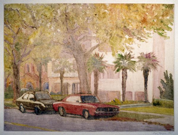 Maple Street, Beverly Hills by Pat Ralph