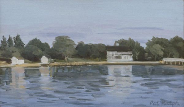 North Cove: Early Evening by Pat Ralph