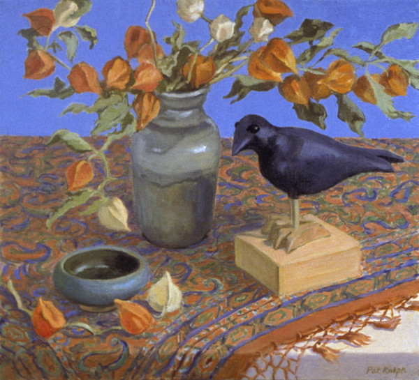Paul's Crow by Pat Ralph