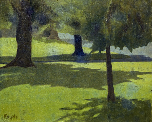 Shadows On The Lawn by Pat Ralph