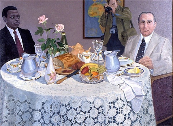 Still Life With Presidents by Pat Ralph
