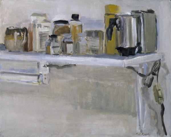 Studio Shelf by Pat Ralph