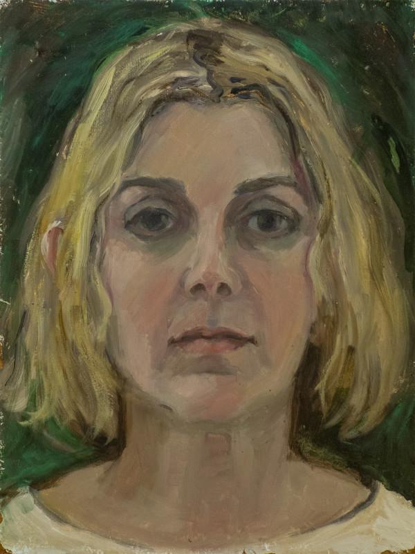 Untitled #288 (Self Portrait) by Pat Ralph