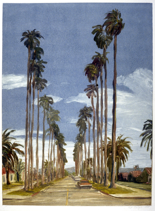 Van Ness Avenue by Pat Ralph