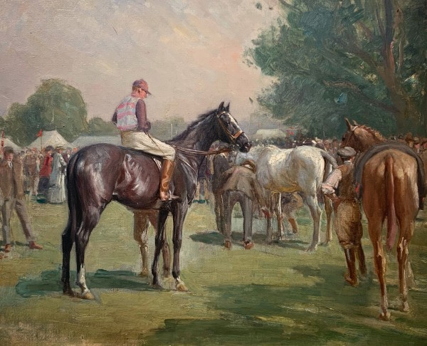 After Munnings by 20th Century European