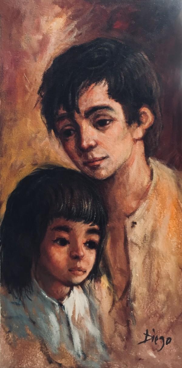 """""""Die Geschwister"""" #C103 by Antonio Diego Voci"""