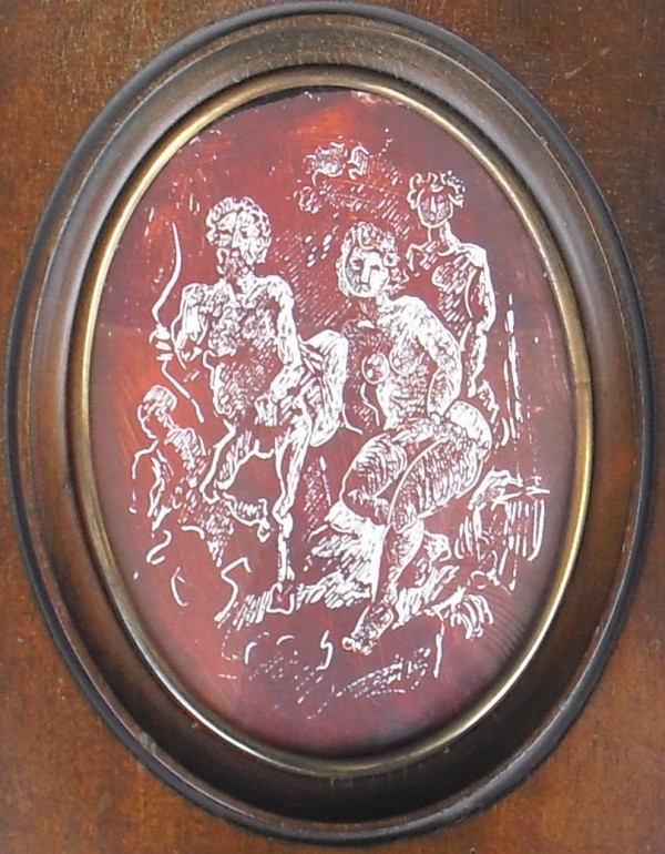 """Centaur"" petite oval by Antonio Diego Voci #C14 by Antonio Diego Voci"