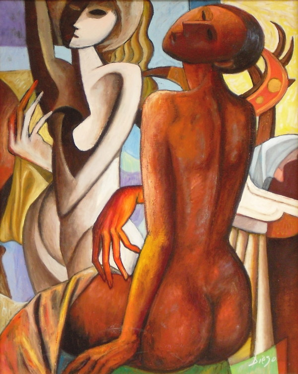 """The Red Hand"" by Antonio Diego Voci #C6 by Antonio Diego Voci"