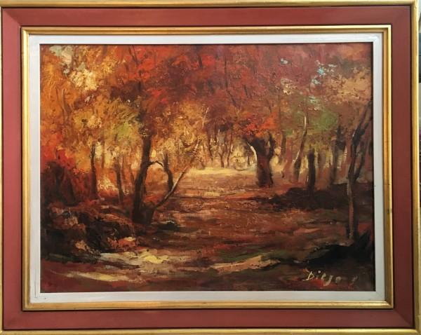 """""""L' Autumne"""" by Antonio Diego Voci #C80 by Antonio Diego Voci"""