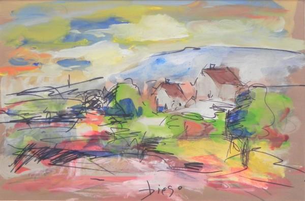 """""""Landscape"""" CD26 by Antonio Diego Voci"""