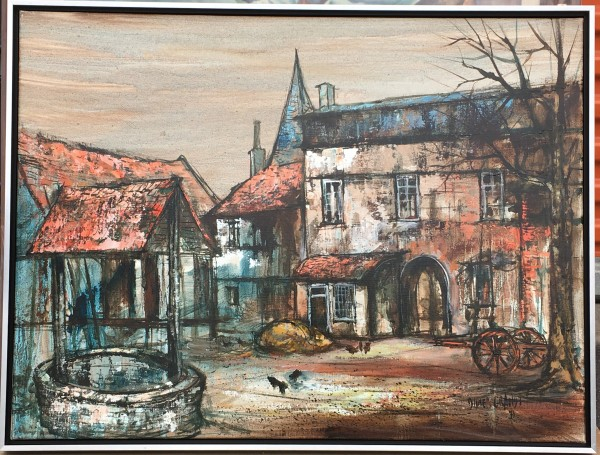 """Burg Stockem"" by Didier Grandt by Didier Grandt"