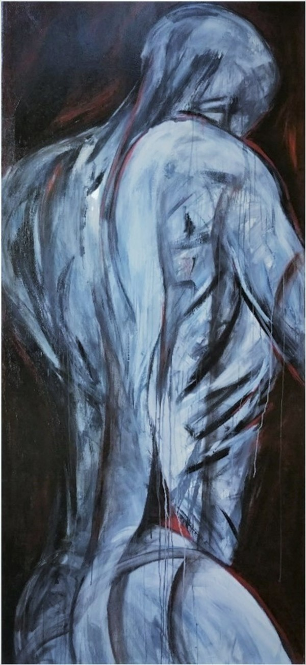 """Behemoth"" by Barry Ebner by Barry Ebner"