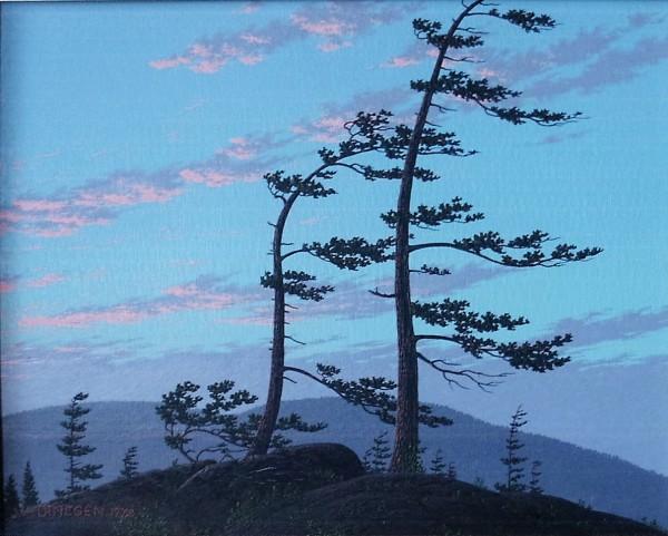 """Pacific Twilight"" by J.K. Dinesen by J.K. Dinesen"