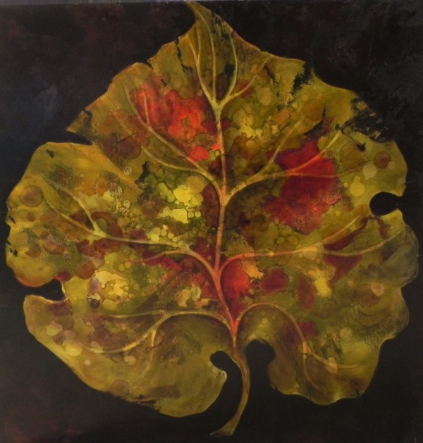 """Little Fig Leaf"" by Ansley Pye by Ansley Pye"