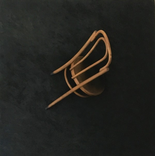 """Chair"" Burnt Series by Eric Snell"