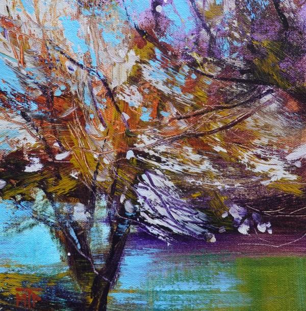 Dancing Tree by Tatjana Mirkov-Popovicki