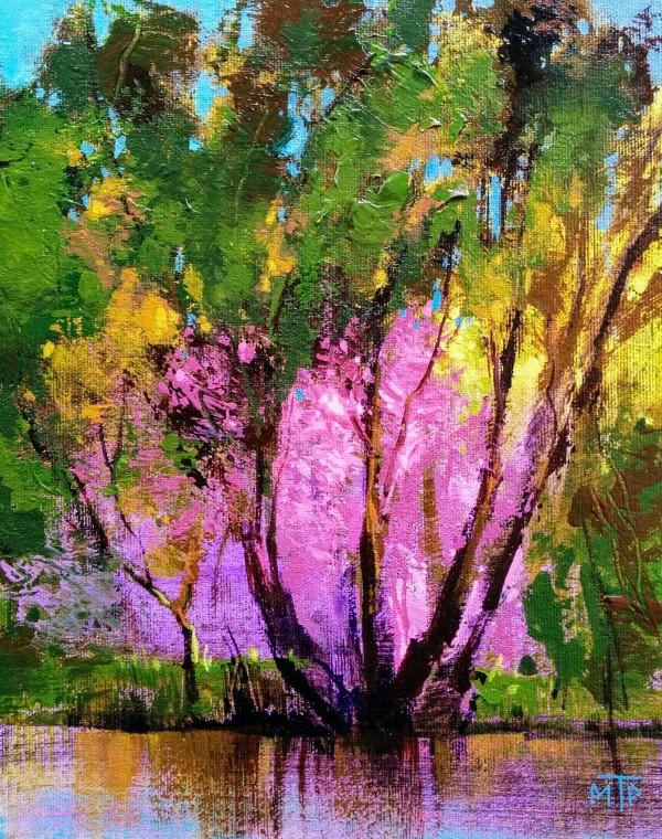 Spring in the Park I by Tatjana Mirkov-Popovicki