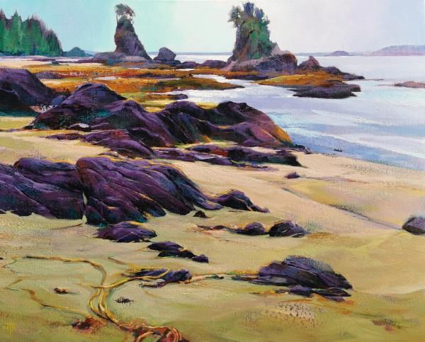 Pacific Patterns by Tatjana Mirkov-Popovicki