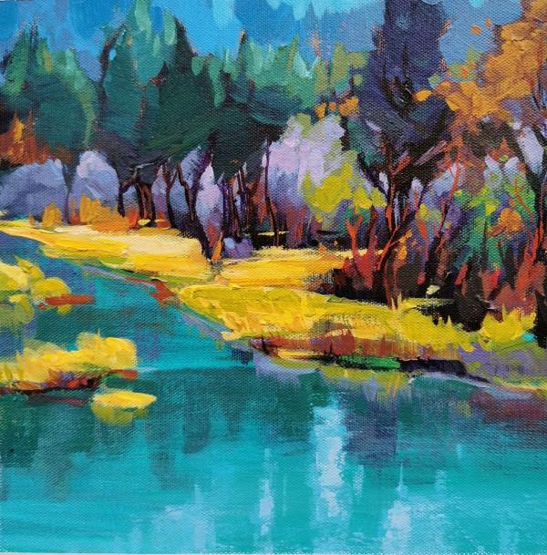Wolf Creek Patterns by Tatjana Mirkov-Popovicki