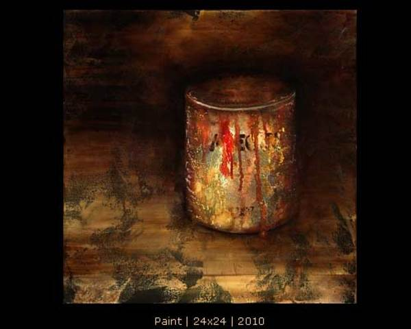 Paint Can by Ansley Pye