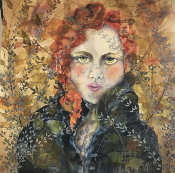"""""""Anna's Garden"""" by Ansley Pye"""