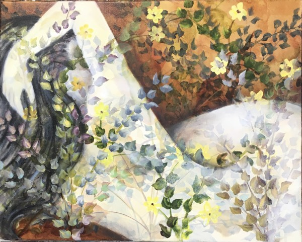 Repose in the Garden by Ansley Pye