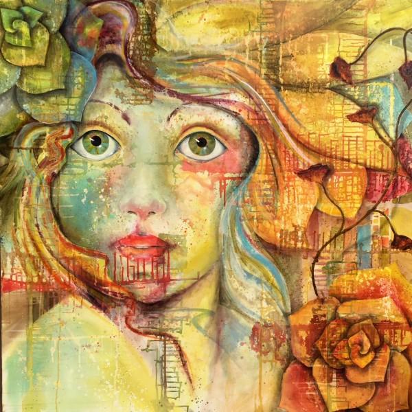 Iris by Ansley Pye