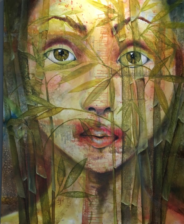 Jade among the Bamboo by Ansley Pye